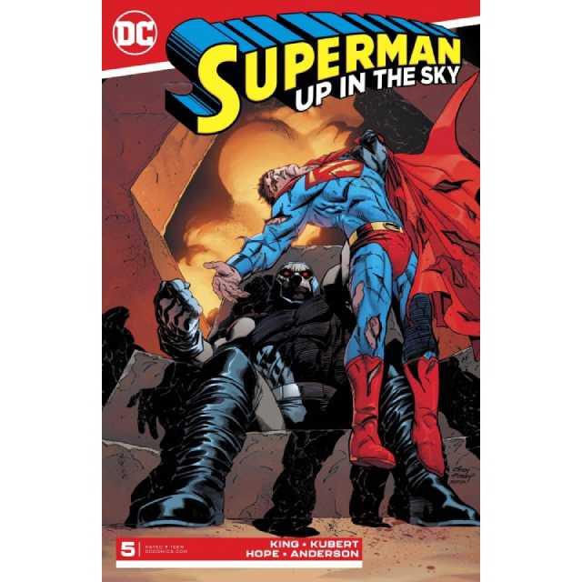 アメリカンコミックス DCコミックス スーパーマン:アップ・イン・ザ・スカイ #5 【クリックポストOK】