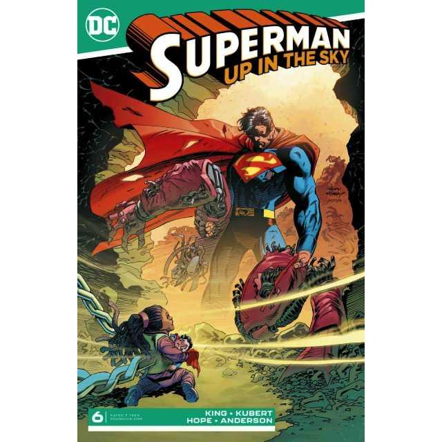 アメリカンコミックス DCコミックス スーパーマン:アップ・イン・ザ・スカイ #6 【クリックポストOK】