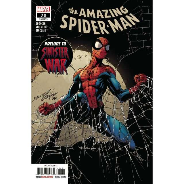 アメリカンコミックス マーベルコミックス アメイジング スパイダーマン #70 【クリックポストOK】