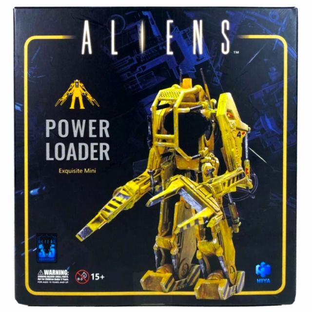 ハイヤトイズ エイリアン2 エクスクイジット・ミニ 1/18スケール アクションフィギュア P-5000 パワーローダー