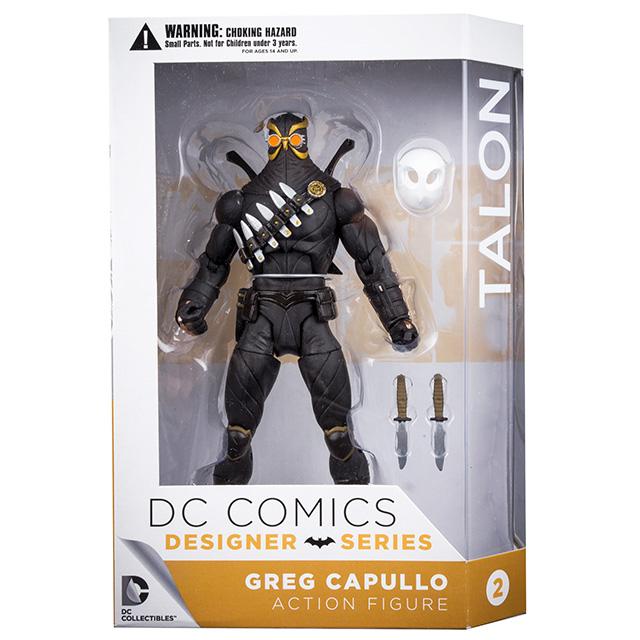 DCコレクティブルズ デザイナー BATMAN バットマン パワーアタック 6インチ フィギュア グッズ アメトイ アメコミ 限定 通販