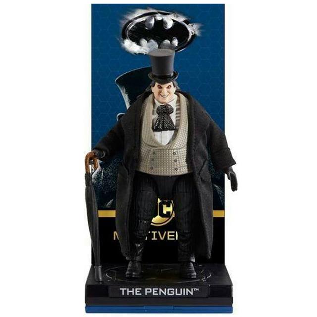 マテル DCコミックス マルチバース 6インチ アクションフィギュア シグネチャーコレクション ペンギン (バットマン リターンズ)
