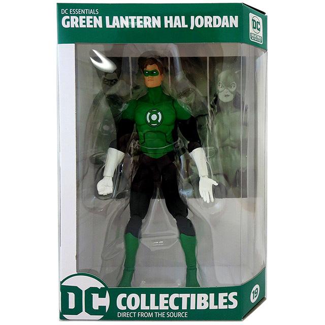 DCコレクティブルズ DCコミックス エッセンシャルズ 6.75インチ アクションフィギュア グリーンランタン ハル・ジョーダン