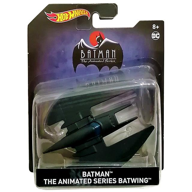バットマン マテル 2020 ホットウィール 1/50スケール ダイキャストビークル 『アニメイテッドシリーズ』 バットウィング