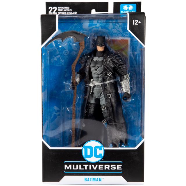 マクファーレントイズ DC マルチバース 7インチ アクションフィギュア 『ダークナイツ:デス・メタル』 バットマン