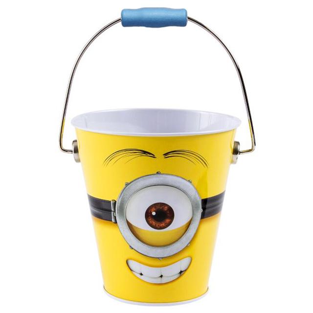 ディスピカブルミー / 怪盗グルーシリーズ 2015 イースター限定 ミニオン ティン バケット