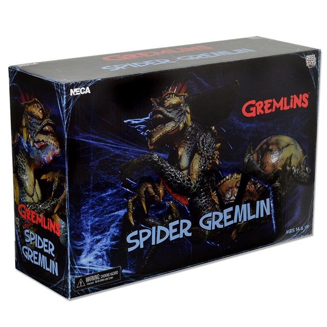 Gremlins 2 Deluxe Action Figure Spider Gremlin 25cm NECA
