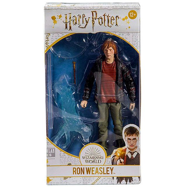 ハリー・ポッター マクファーレントイズ 7インチ アクションフィギュア 『ハリー・ポッターと死の秘宝 PART 2』 ロン・ウィーズリー
