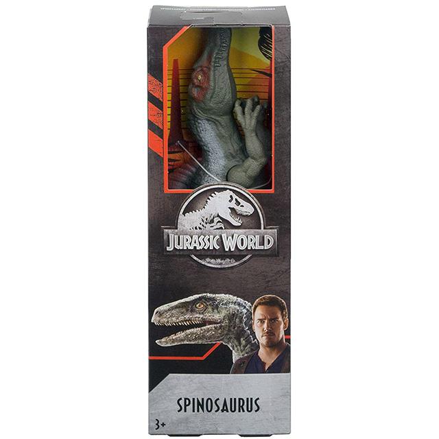 ジュラシック・ワールド マテル 12インチ ベーシックフィギュア スピノサウルス