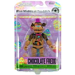ファイブ ナイツ アット フレディーズ ファンコ 2021 イースター限定 5インチ アクションフィギュア チョコレート・フレディ