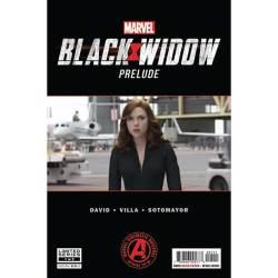 アメリカンコミックス マーベルコミックス ブラックウィドウ:プレリュード #1 【クリックポストOK】