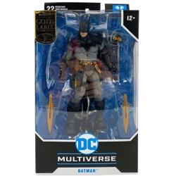マクファーレントイズ DC マルチバース ゴールドラベル 7インチ アクションフィギュア トッド・マクファーレン's バットマン