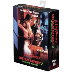 ネカ エルム街の悪夢2:フレディの復讐 7インチ アルティメット アクションフィギュア フレディ・クルーガー