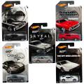 007 ホットウィール 1/64スケール 2015 ウォルマート限定 ダイキャストカー ベーシックシリーズ 全5台セット
