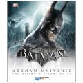 DCコミックス バットマン アーカムユニバース アルティメット ビジュアルガイド ハードカバー