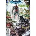 アメリカンコミックス DCコミックス/IDWコミックス バットマン × ティーンエイジ ミュータント ニンジャ タートルズ #6 【メール便可】