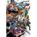 アメリカンコミックス IDWコミックス ストリートファイター × GIジョー #4 【メール便可】