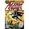 アメリカンコミックス DCコミックス アクションコミックス #1000 (1940's バリアントカバー) 【メール便可】