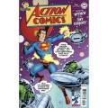 アメリカンコミックス DCコミックス アクションコミックス #1000 (1950's バリアントカバー) 【メール便可】