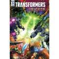 アメリカンコミックス IDWコミックス トランスフォーマー ユニクロン #3 【クリックポストOK】