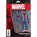 アメリカンコミックス マーベルコミックス スパイダーバース #1 (アクションフィギュア バリアントカバー) 【メール便可】