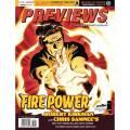 アメリカンコミックス コミックカタログ プレビューズ 2020年3月号