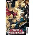 アメリカンコミックス マーベルコミックス ファルコン & ウィンター・ソルジャー #2 【クリックポストOK】