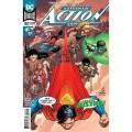 アメリカンコミックス DCコミックス アクションコミックス #1021 【クリックポストOK】