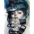 """アメリカンコミックス DCコミックス スタンリー・""""ARTGERM""""・ラウ ポートフォリオ ポスター ブック Vol.2"""