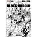 アメリカンコミックス マーベルコミックス ブラックウィドウ #1 【クリックポストOK】