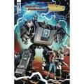 アメリカンコミックス IDWコミックス トランスフォーマー / バック・トゥー・ザ・フューチャー #1 【クリックポストOK】