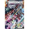アメリカンコミックス IDWコミックス トランスフォーマー / マイリトルポニー #4 【クリックポストOK】