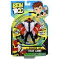 カートゥーンネットワーク ベン10 リブートシリーズ 6インチ パワーアップ アクションフィギュア フォーアームズ