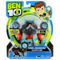 カートゥーンネットワーク ベン10 リブートシリーズ 4インチ ベーシックフィギュア オムニ・エンハンスド オーバーフロー