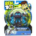 カートゥーンネットワーク ベン10 リブートシリーズ 4インチ ベーシックフィギュア オムニ・エンハンスド ショックロック