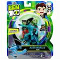 カートゥーンネットワーク ベン10 リブートシリーズ 4インチ ベーシックフィギュア エイリアン・ワールド エクセラレート