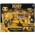 ベンディ・アンド・ザ・インクマシーン ブロックフィギュア ビルダブル・シーン・セット 255ピース レコーディング スタジオ