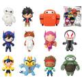 ディズニー ベイマックス フィギュラル 3Dフォーム キーリング ブラインドバッグ 1パック (キーリング1個入り)