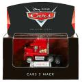 カーズ 2018 マテル 1/55スケール ダイキャスト ミニカー プレシジョンシリーズ デラックスサイズ 1パック マック