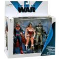 DCコレクティブルズ トリニティ・ウォー アクションフィギュア 3パック バットマン&スーパーマン&ワンダーウーマン