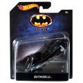 バットマン 2016 ホットウィール 1/50スケール ダイキャストカー 1989 ムービー版 バットモービル