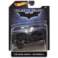 バットマン 2016 ホットウィール 1/50スケール ダイキャストカー ダークナイト バットモービル タンブラー