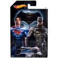 バットマンvsスーパーマン/ジャスティスの誕生 2016 ホットウィール 1/64スケール ベーシックシリーズ ダイキャストカー 1パック
