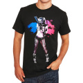 DCコミックス スーサイド・スクワッド ハーレイ・クイン ブラック Tシャツ
