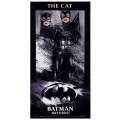 ネカ バットマン リターンズ 1/4スケール 18インチ アクションフィギュア キャットウーマン