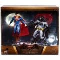 バットマンvsスーパーマン/ジャスティスの誕生 DCコミックス マルチバース 2015 サンディエゴコミコン限定 6インチ アクションフィギュア 2パック バットマン & スーパーマン