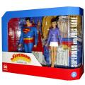 DCコレクティブルズ スーパーマン アニメイテッド 6インチ アクションフィギュア 2パック スーパーマン & ロイス・レーン