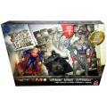 ジャスティス・リーグ 6インチフィギュア ベーシックシリーズ 3パック バットマン&スーパーマン&ステッペンウルフ