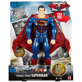 ジャスティス・リーグ 10インチ ライト&サウンド アクションフィギュア サーマルパワー スーパーマン
