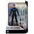 DCコレクティブルズ DCコミックス アイコンズ 6インチ アクションフィギュア ナイトウィング (バットマン:ハッシュ)